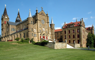 Saint Meinrad archabbey church